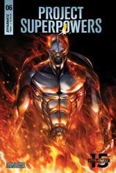 Dynamite - Project Superpowers # 6 Mattina