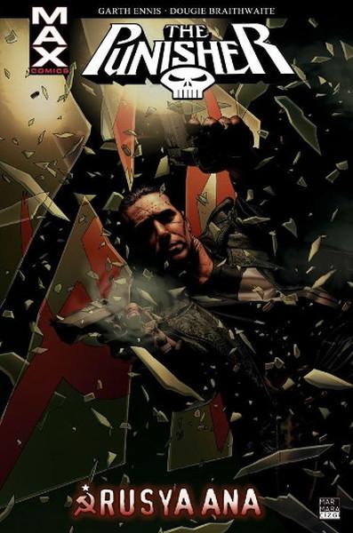 Marmara Çizgi - Punisher Max Cilt 3 Rusya Ana