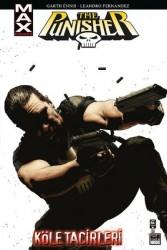 Marmara Çizgi - Punisher Max Cilt 5 Köle Tacirleri