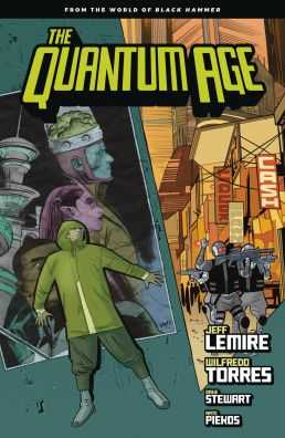 Dark Horse - Quantum Age From The World Of Black Hammer Vol 1 TPB