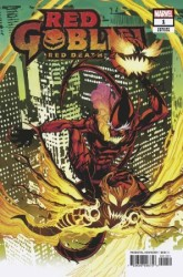 Marvel - Red Goblin Red Death # 1 Lubera Variant