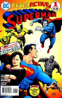 DC - Retroactive Superman 1970s # 1