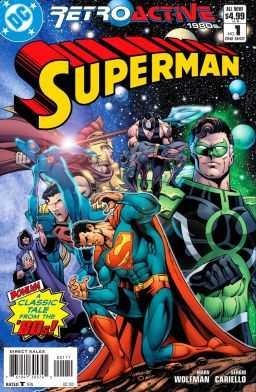DC - Retroactive Superman 1980s # 1