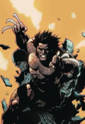 Marvel - Return of Wolverine # 1 1:25 Yu Variant