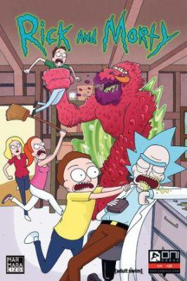 Rick and Morty Sayı 10