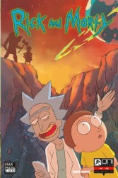Marmara Çizgi - Rick and Morty Sayı 16