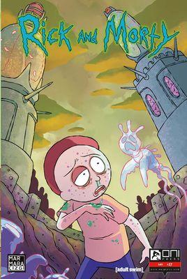 Rick and Morty Sayı 17