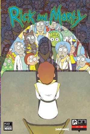 Marmara Çizgi - Rick and Morty Sayı 22