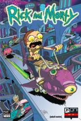 Marmara Çizgi - Rick and Morty Sayı 7