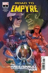 Marvel - Road To Empyre Kree Skrull War # 1