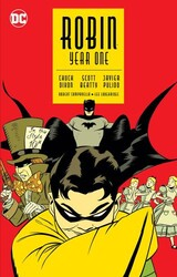 DC - Robin Year One TPB