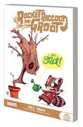Marvel - Rocket Raccoon And Groot Tall Tails TPB