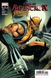 Marvel - Ruins Of Ravencroft Sabretooth # 1