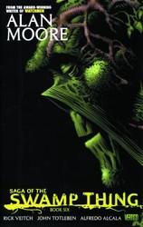Vertigo - Saga of the Swamp Thing Book Six TPB