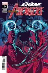 Marvel - Savage Avengers # 0