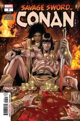 Marvel - Savage Sword Of Conan # 7