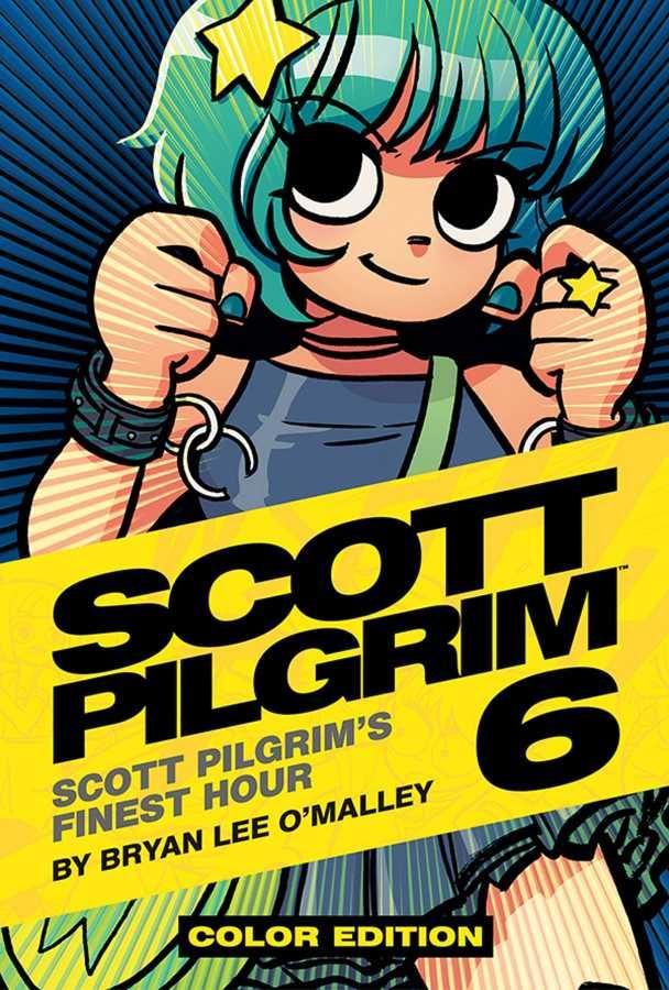 Oni Press - Scott Pilgrim Color Vol 6 Finest Hour HC