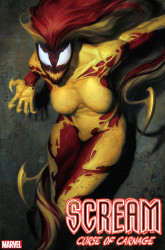 Marvel - Scream Curse Of Carnage # 1 Artgerm Variant