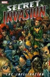 Marvel - Secret Invasion HC