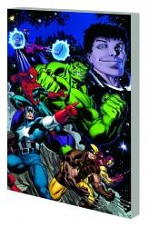 Marvel - Secret Wars II TPB