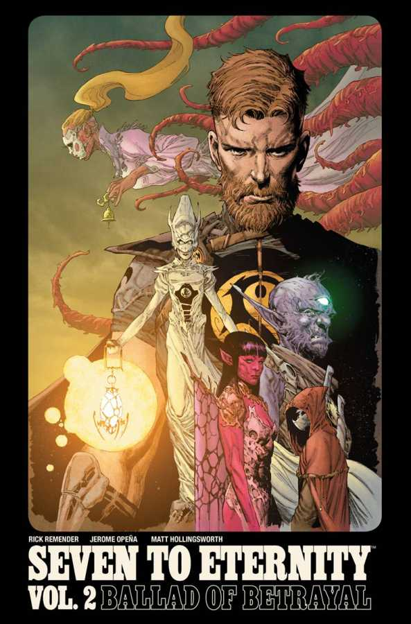 Image - Seven To Eternity Vol 2 TPB
