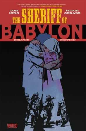 Vertigo - Sheriff of Babylon Deluxe Edition HC