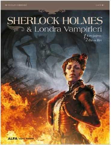 Alfa Yayınları - Sherlock Holmes Ve Londra Vampirleri