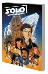 Marvel - Solo A Star Wars Story Adaptation TPB
