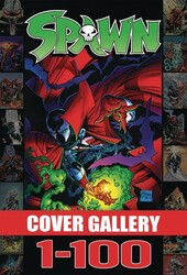 Image - SPAWN COVER GALLERY HC