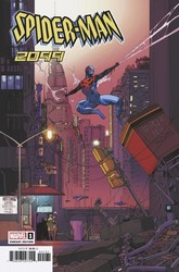 Marvel - Spider-Man 2099 # 1 1:25 Foreman Variant