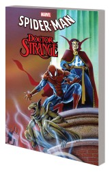 Marvel - Spider-Man Doctor Strange The Way To Dusty Death TPB