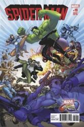 Marvel - Spider-Man # 19 Marvel v Capcom Variant