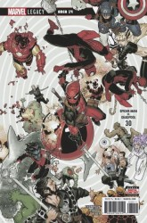 Marvel - Spider-Man Deadpool # 30