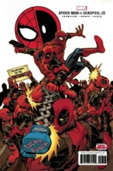 Marvel - Spider-Man Deadpool # 33