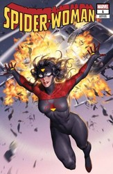 Marvel - Spider-Woman # 1 Jung-Geun Yoon New Costume Variant