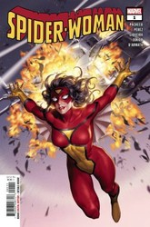 Marvel - Spider-Woman # 1 Jung-Geun Yoon Classic Cover