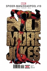 Marvel - Spider-Man Deadpool # 19