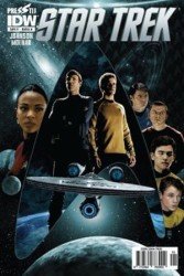 Presstij - Star Trek Sayı 1 A Kapak