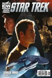 Presstij - Star Trek Sayı 5 A Kapak