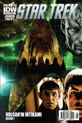 Presstij - Star Trek Sayı 7 A Kapak