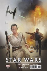 Marvel - Star Wars # 73 Greatest Moments Variant