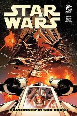Çizgi Düşler - Star Wars Cilt 4 Harbinger'ın Son Uçuşu