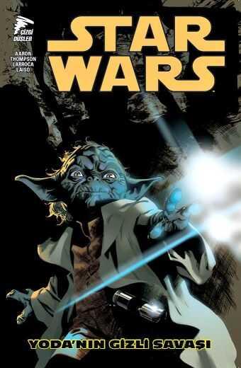 Star Wars Cilt 5 Yoda'nın Gizli Savaşı