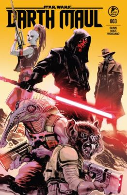 Star Wars Darth Maul Sayı 3