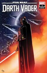 Marvel - Star Wars Darth Vader (2020) # 3 Aaron Kuder 1:25 Variant