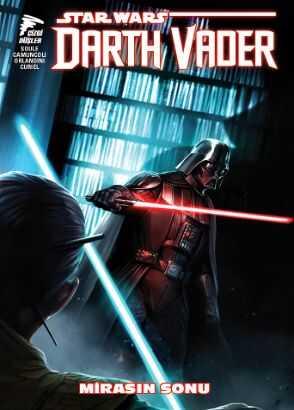 Star Wars Darth Vader Sith Kara Lordu Cilt 2 Mirasın Sonu