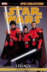 Marvel - Star Wars Legends Epic Collection Legacy Vol 1 TPB