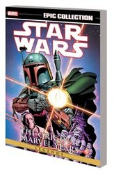 Marvel - Star Wars Legends Epic Collection Original Marvel Years Vol 4 TPB