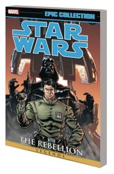 Marvel - Star Wars Legends Epic Collection The Rebellion Vol 4 TPB