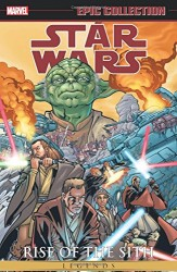 Marvel - Star Wars Legends Epic Collection Rise of the Sith Vol 1 TPB